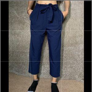 Top shop pants.